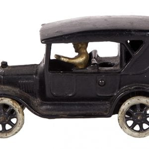 Cast Iron Ford Model T Bank