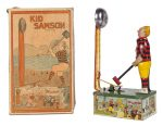 Kid Samson Wind-up Mechanical Toy