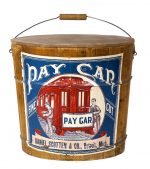Pay Car Tobacco Bucket