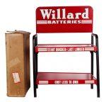 Willard Batteries Display Rack